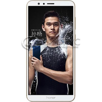 Huawei Honor 7X 64Gb+4Gb Dual LTE Gold - Цифрус