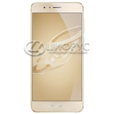 Huawei Honor 8 64Gb+4Gb Dual LTE Gold - Цифрус