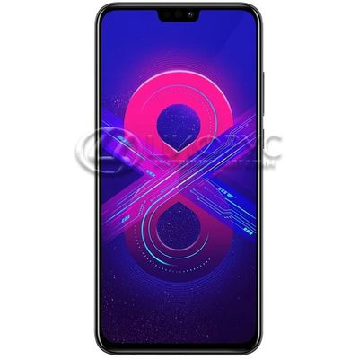 Huawei Honor 8X 64Gb+6Gb Dual LTE Black - Цифрус