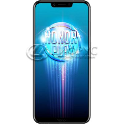 Huawei Honor Play 64Gb+4Gb Dual LTE Blue - Цифрус