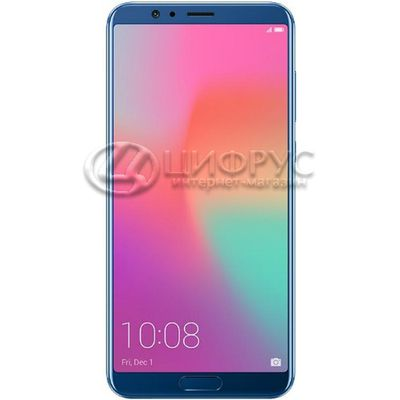 Huawei Honor View 10 128Gb+6Gb Dual LTE Blue (РСТ) - Цифрус