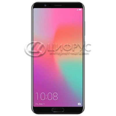 Huawei Honor V10 64Gb+4Gb Dual LTE Black - Цифрус