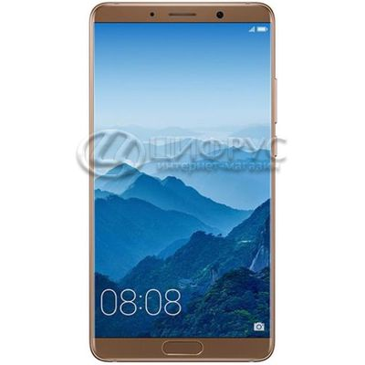 Huawei Mate 10 64Gb+4Gb Dual LTE Brown - Цифрус