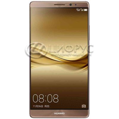 Huawei Mate 8 128Gb+4Gb Dual LTE Mocha Brown - Цифрус