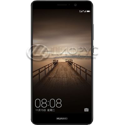 Huawei Mate 9 Dual 128Gb+6Gb LTE Black - Цифрус
