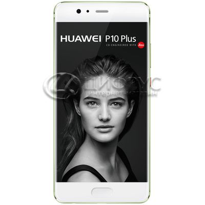 Huawei P10 Plus 128Gb+6Gb Dual LTE Greenery - Цифрус