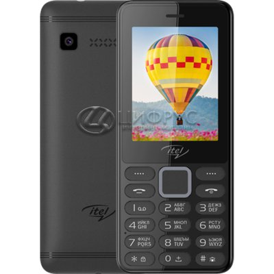 Itel it5022 Elegant Black (РСТ) - Цифрус