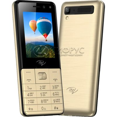 Itel it5250 Champagne Gold (РСТ) - Цифрус