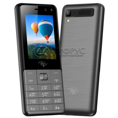 Itel it5250 Dark Grey (РСТ) - Цифрус