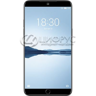 Meizu 15 Plus 64Gb+6Gb Dual LTE Black - Цифрус