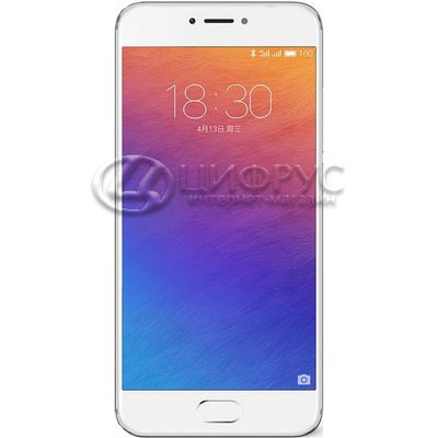 Meizu Pro 6 (M570H) 32Gb+4Gb Dual LTE Silver (РСТ) - Цифрус