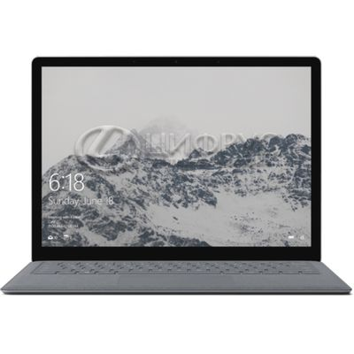 Microsoft Surface Laptop i5 8Gb 128Gb Platinum - Цифрус