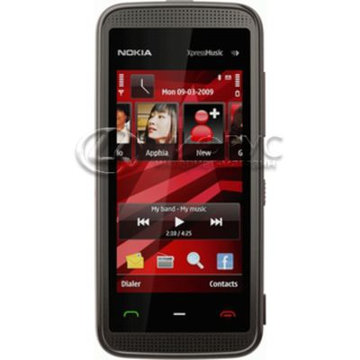 Nokia 5530 XpressMusic Black / Red - Цифрус