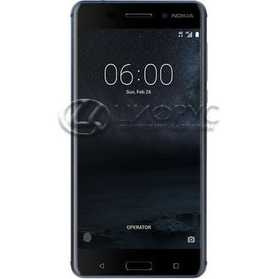 Nokia 6 32Gb Dual LTE Blue - Цифрус