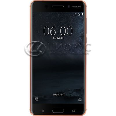 Nokia 6 32Gb Dual LTE Copper - Цифрус