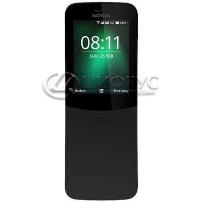 Nokia 8110 4G Black (РСТ) - Цифрус