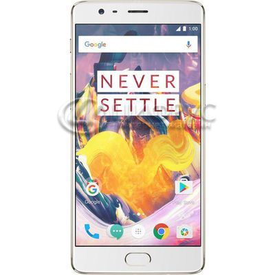 OnePlus 3T (A3010) 64Gb+6Gb Dual LTE Soft Gold - Цифрус