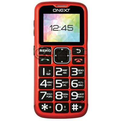 ONEXT Care-Phone 5 Red (РСТ) - Цифрус