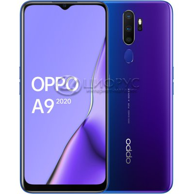 Oppo A9 (2020) 128Gb+4Gb Dual LTE Purple - Цифрус