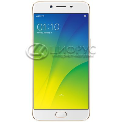 Oppo R9s 64Gb+4Gb Dual Gold - Цифрус