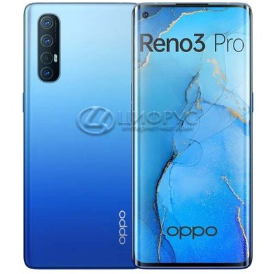 Oppo Reno 3 Pro 12/256Gb Dual 4G Blue (РСТ) - Цифрус