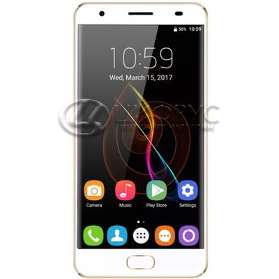 Oukitel K6000 Plus 64Gb+4Gb Dual LTE Gold - Цифрус