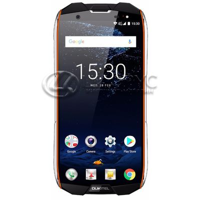 Oukitel WP5000 64Gb+6Gb Dual LTE Orange - Цифрус