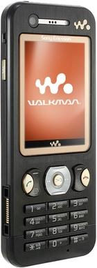Sony Ericsson W890i Espresso Black.  Тонкая, как коробка для компакт-диска, эта модель идеально подходит для...