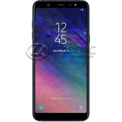 Samsung Galaxy A6 Plus (2018) SM-A605F/DS 32Gb Dual LTE Blue - Цифрус