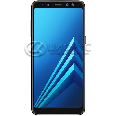 Samsung Galaxy A8 (2018) SM-A530F/DS 64Gb Dual LTE Black - Цифрус