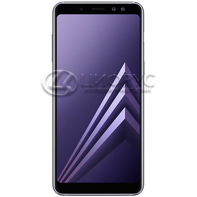 Samsung Galaxy A8 (2018) SM-A530F/DS 64Gb Dual LTE Grey - Цифрус