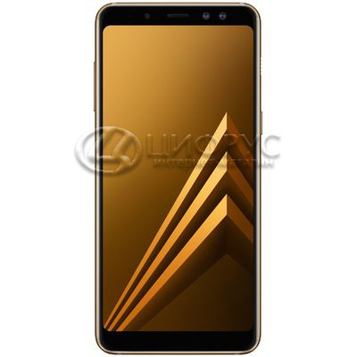 Samsung Galaxy A8+ (2018) SM-A730F/DS 64Gb Dual LTE Gold - Цифрус