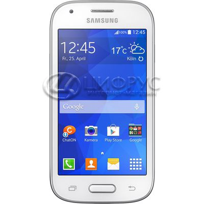 Samsung Galaxy Ace Style SM-G310HN White - Цифрус