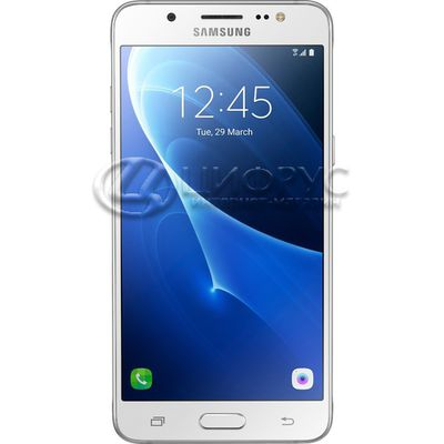 Samsung Galaxy J5 (2016) SM-J510F/DS 16Gb Dual LTE White - Цифрус