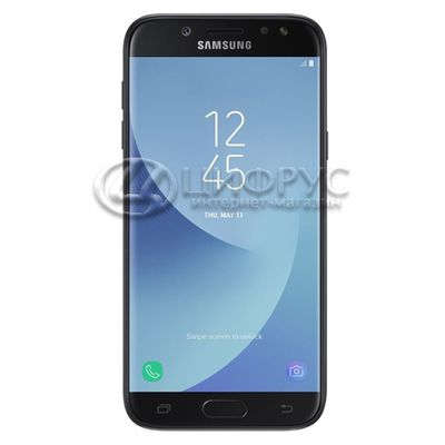 Samsung Galaxy J5 (2017) SM-J530F/DS 16Gb Black (РСТ) - Цифрус