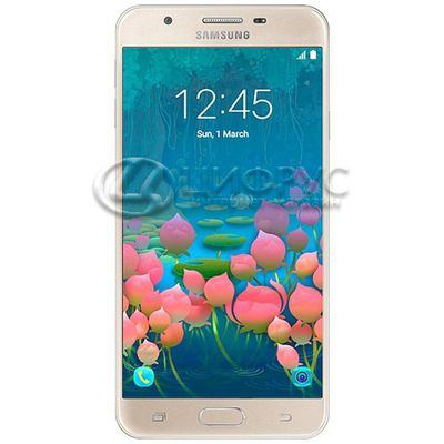 Samsung Galaxy J5 Prime SM-G570F/DS 16Gb Dual LTE Gold - Цифрус