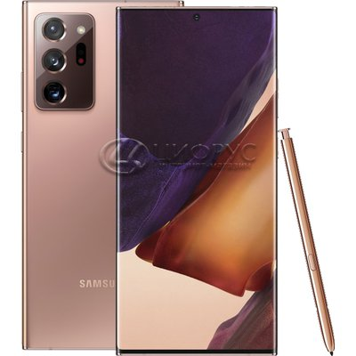 Samsung Galaxy Note 20 Ultra SM-N985F/DS 256Gb+8Gb 4G Bronze (РСТ) - Цифрус