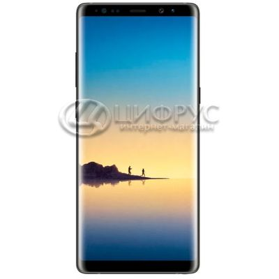 Samsung Galaxy Note 8 SM-N950FD 64Gb Dual LTE Black - Цифрус