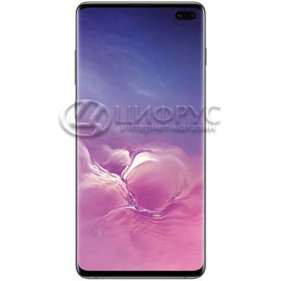 Samsung Galaxy S10+ 8/128Gb (Snapdragon 855, G9750) Black - Цифрус
