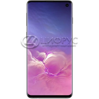 Samsung Galaxy S10 8/128Gb (Snapdragon 855, G9730) Black - Цифрус