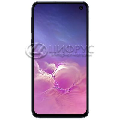 Samsung Galaxy S10E SM-G970F/DS 6/128Gb Black (РСТ) - Цифрус
