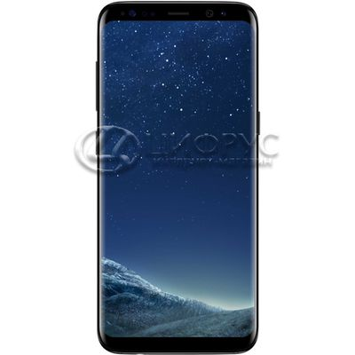 Samsung Galaxy S8 SM-G950F/DS 64Gb Dual LTE Black (РСТ) - Цифрус