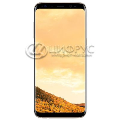 Samsung Galaxy S8 G950F/DS 64Gb Dual LTE Gold - Цифрус