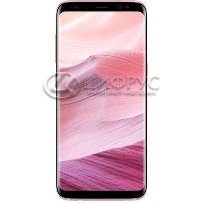 Samsung Galaxy S8 Plus G9550 128Gb Dual LTE Pink - Цифрус