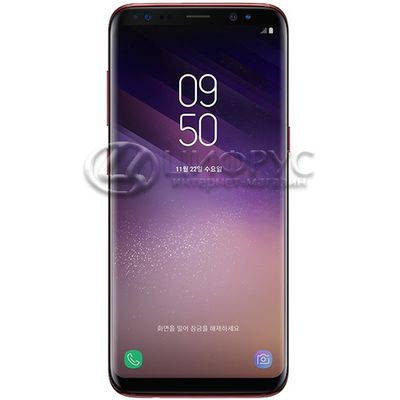 Samsung Galaxy S8 Plus SM-G9550 128Gb Dual LTE Red - Цифрус