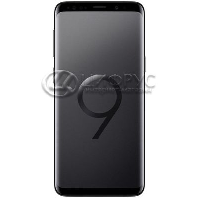 Samsung Galaxy S9 Plus Sm-G965F/DS 256Gb Dual LTE Black - Цифрус