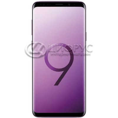 Samsung Galaxy S9 Plus Sm-G965F/DS 128Gb Dual LTE Purple - Цифрус