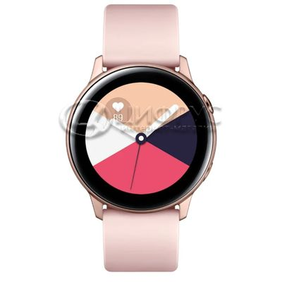 Samsung Galaxy Watch Active SM-R500 Rose gold - Цифрус