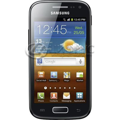Samsung I8160 Galaxy Ace II Onyx Black Уценка - Цифрус