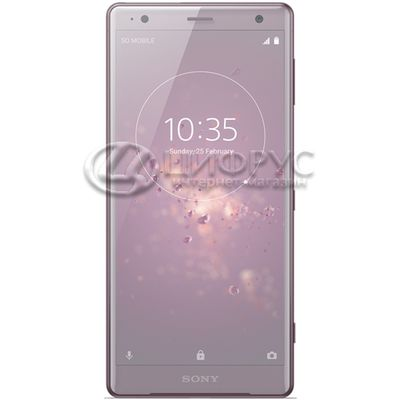 Sony Xperia XZ2 (H8296) 64Gb+6Gb Dual LTE Pink - Цифрус